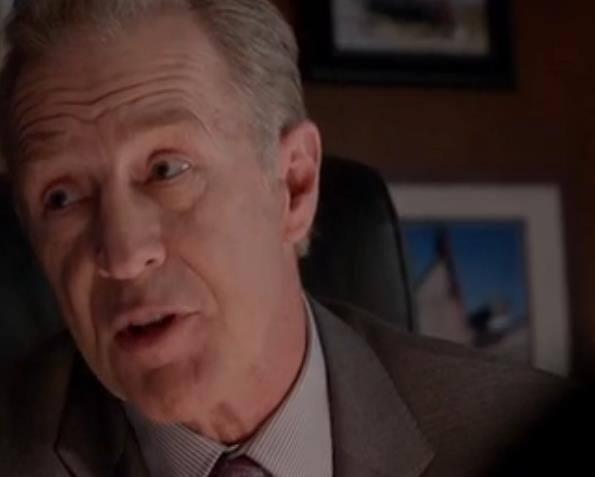 Dexter episode 801 - Deputy Matthew talks toDexter Morgan about mercury Retrograde