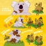 Gregory Rozek: Koala i Pączki - przykłądowa plansza